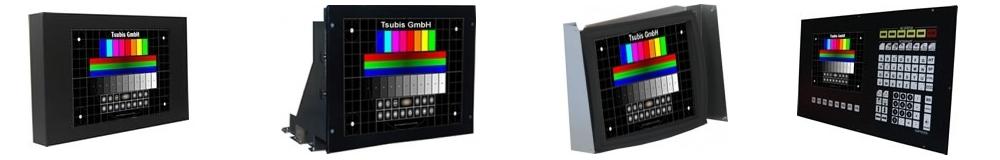 Altronics - Écrans industriels pour machine-outil