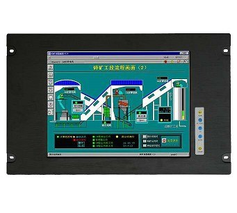 Altronics - 15″ Display 7U Rack mounted