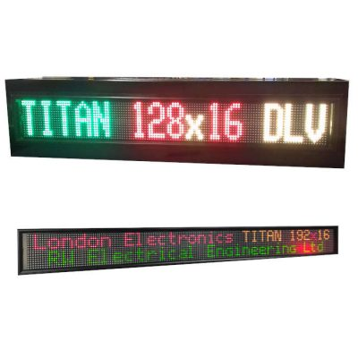 Altronics - Titan-Series display