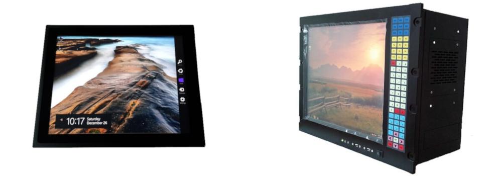 Altronics - Workstation et panels PC durcis sur mesure