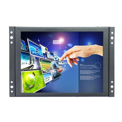 Altronics - 8.1″ Industrial panel mount display