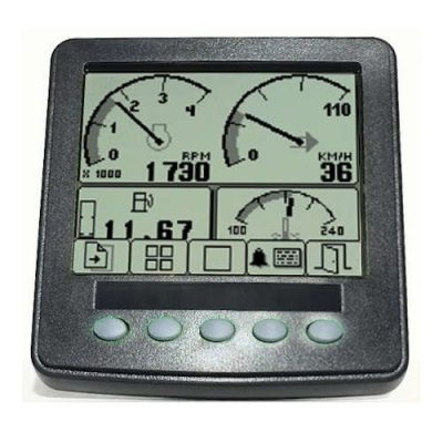 Altronics - 4.3″ Display CAN bus