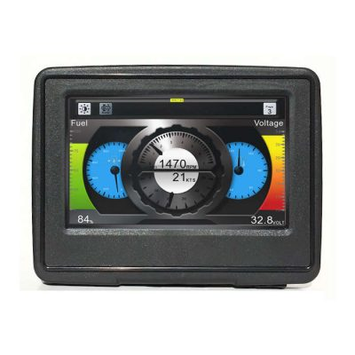 Altronics - 7″ Touchscreen display CAN bus