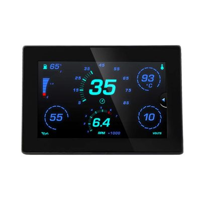 Altronics - 5″ Touchscreen display CAN bus