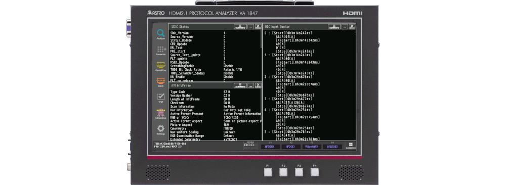 Altronics - HDMI 2.1 Protocol Analyzer VA-1847