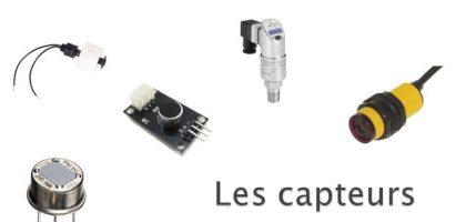 Altronics - Capteurs de mesure