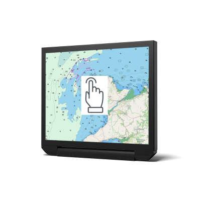 Altronics - Wave II Multi-touch 19″