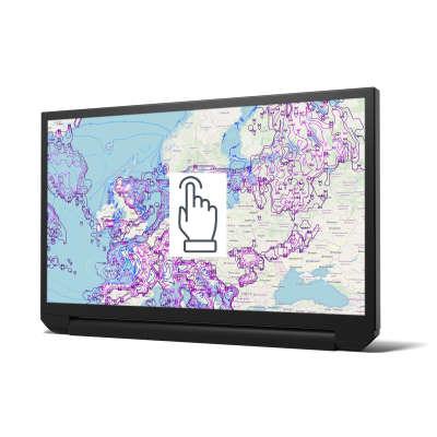 Altronics - Écran Tactile 27 pouces Wave II