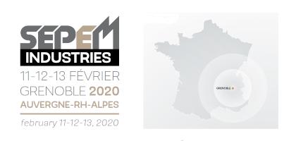 Altronics - Participation au SEPEM Grenoble 11-13 février 2020