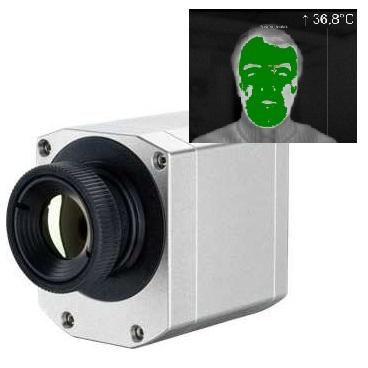 Altronics - Caméra IR Mono Scan pour la mesure de température corporelle